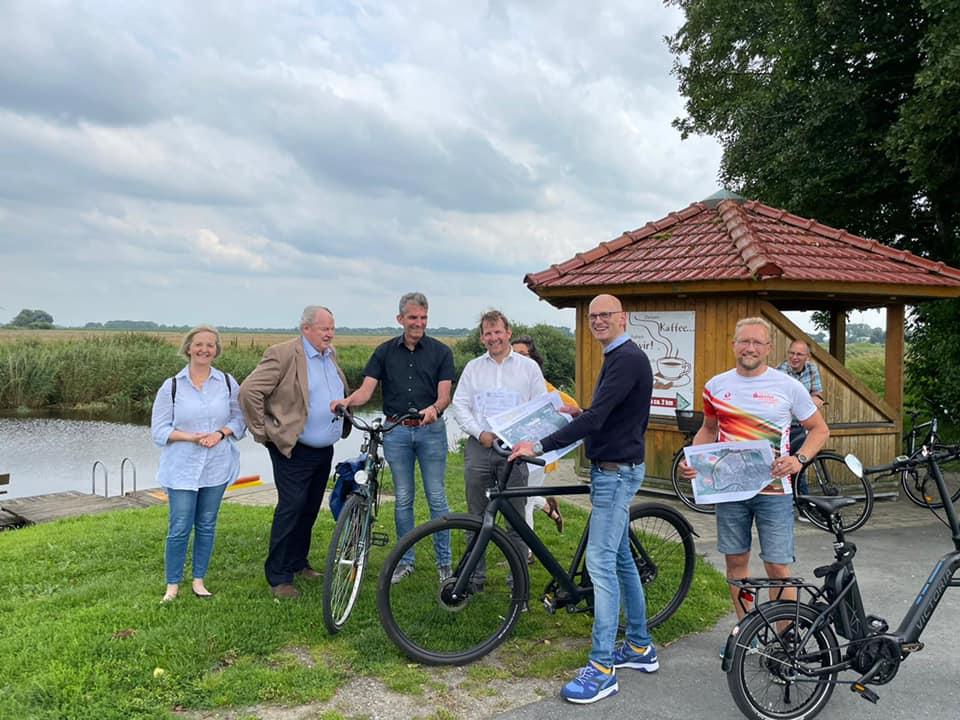 Mit der CDU in Hadeln hat Radfahren 🚴♀️ eine gute Zukunft!